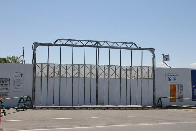 門型ゲート